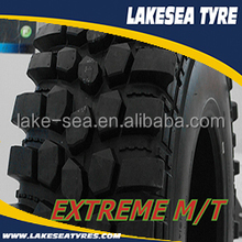 LAKESEA Mud Terrain tires off road 4X4 tyres 33X10.5R16 EXTREME MT