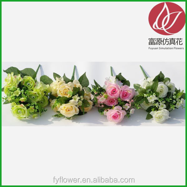 High quality new arrival daisy artificial flower bouquets