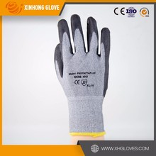 Light Cheap Working PU Coated Gloves