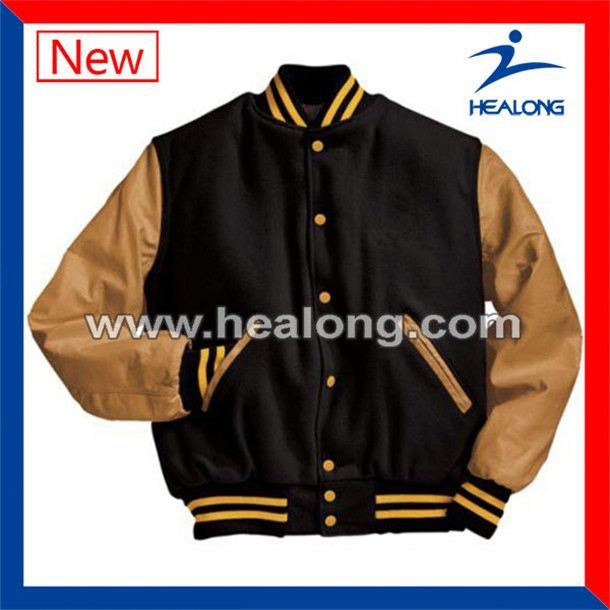 Healong Make Your Own Import Ink Varsity Jacket Baseball Jackets Letterman Jackets
