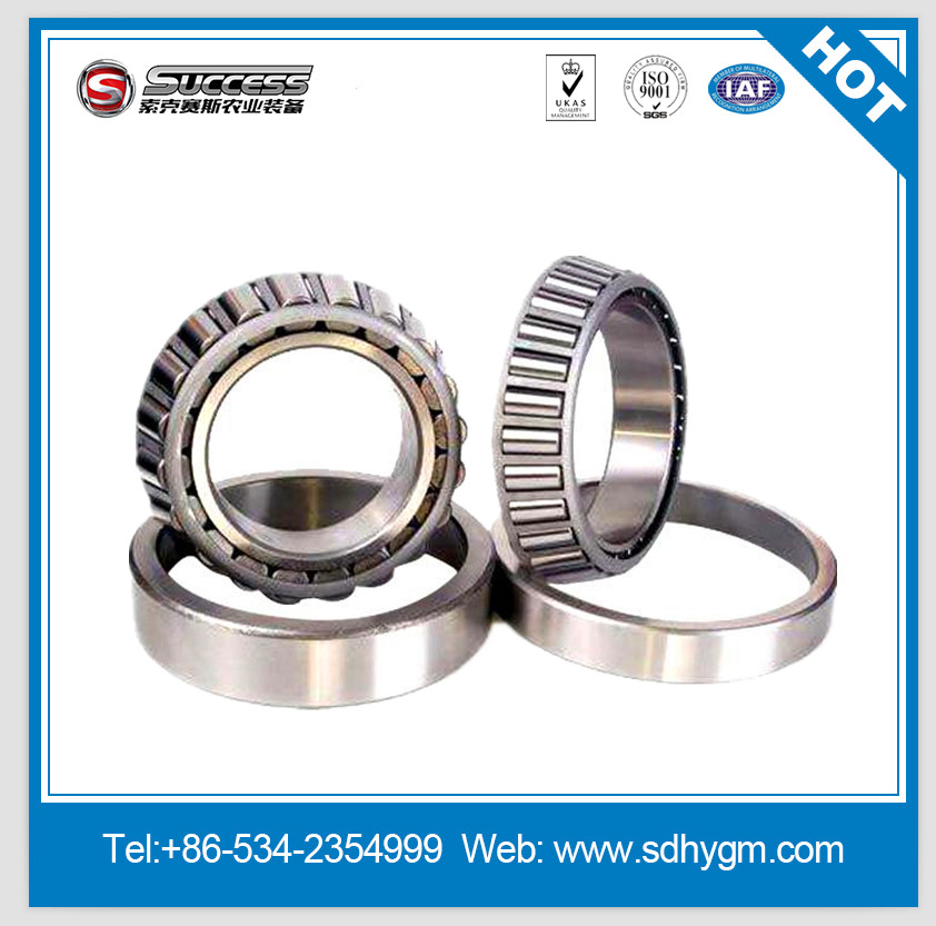 High revolution inch size tapered roller bearing made in China