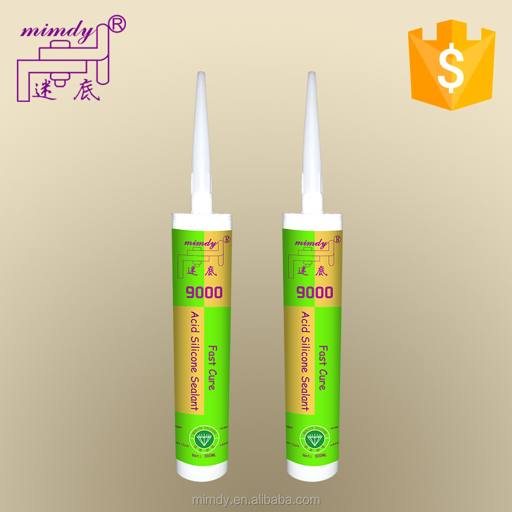 The high-rise, super high-rise curtain wall weather sealing paintable silicone sealant