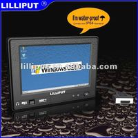 Lilliput 7'' Automatic Telematics Solutions for Mining Truck Compatible with IP64