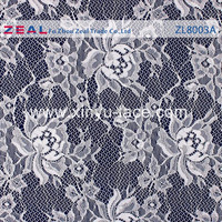 Cheap and high quality type of lace material