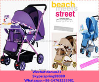 cheap Sit and Stand stroller Prams with music plate,strollers baby stroller china
