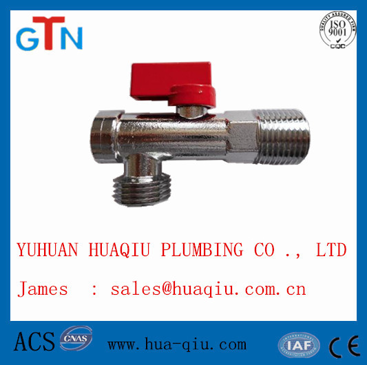 fast delivery angle type globe valve good price