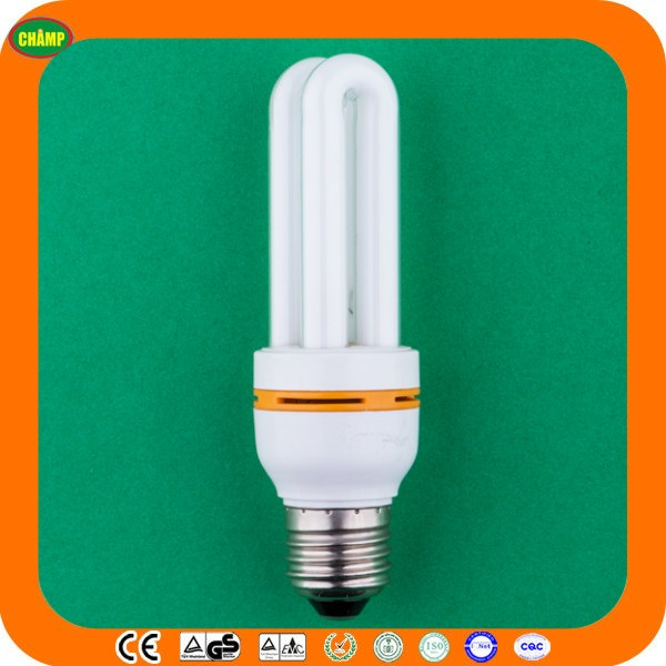 2014 ningbo ISO UL CE LVD EMC RoHS SASO approved E27 15W fluorescent light bulb energy saving lamp cfl lamp assembly