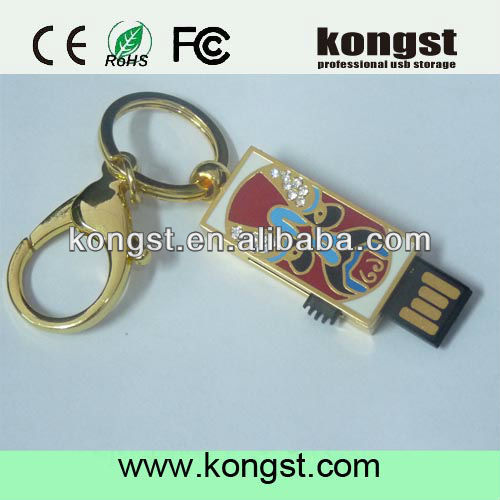 Cool Jewelry 6GB USB Flash Memory Stick,Wholesale Novelty Usb flash disk 6GB,OEM USB Pen Drive 6GB