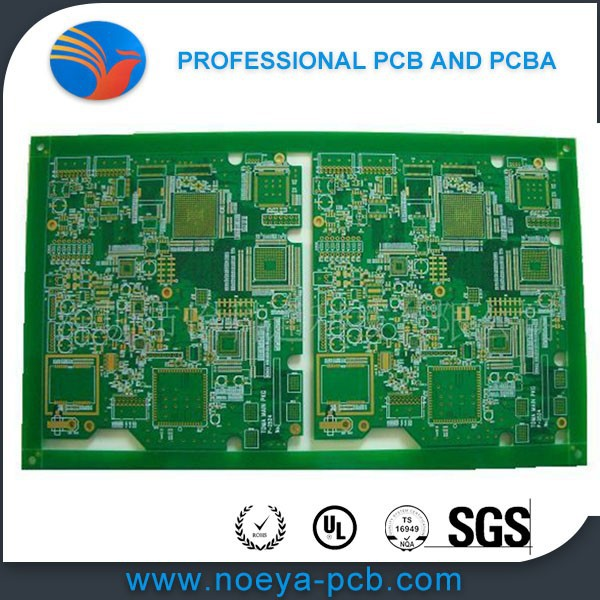 Mobile phone charger PCB board, blank pcb circuit board