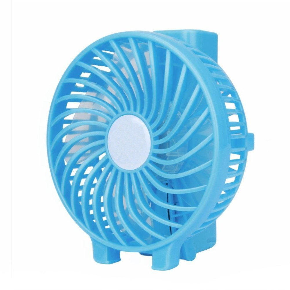 2018 Portable Summer Handy Rechargeable Mini USB Cooling desk Fan