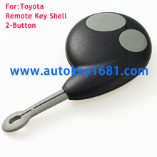 high quality 2 Buttons Remote Key Shell for Malaysia Toyota