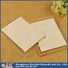 2017 hot sales acrylic photo picture frame/picture frame moulding wholesale