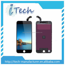 Factory price high quality case for iphone 6 plus lcd screen glass , digitizer for iphone 6 plus lcd