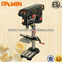 5 Speed 13mm Capacity Mini Drill Press w/ Laser Track
