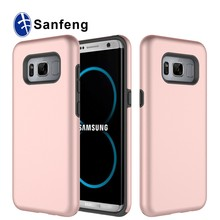 Slim Fit Durable Custom TPU Mobile Phone Cover Case for Samsung Galaxy S8 G950 Dream