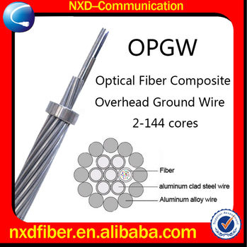 OPGW Fiber Power Cable