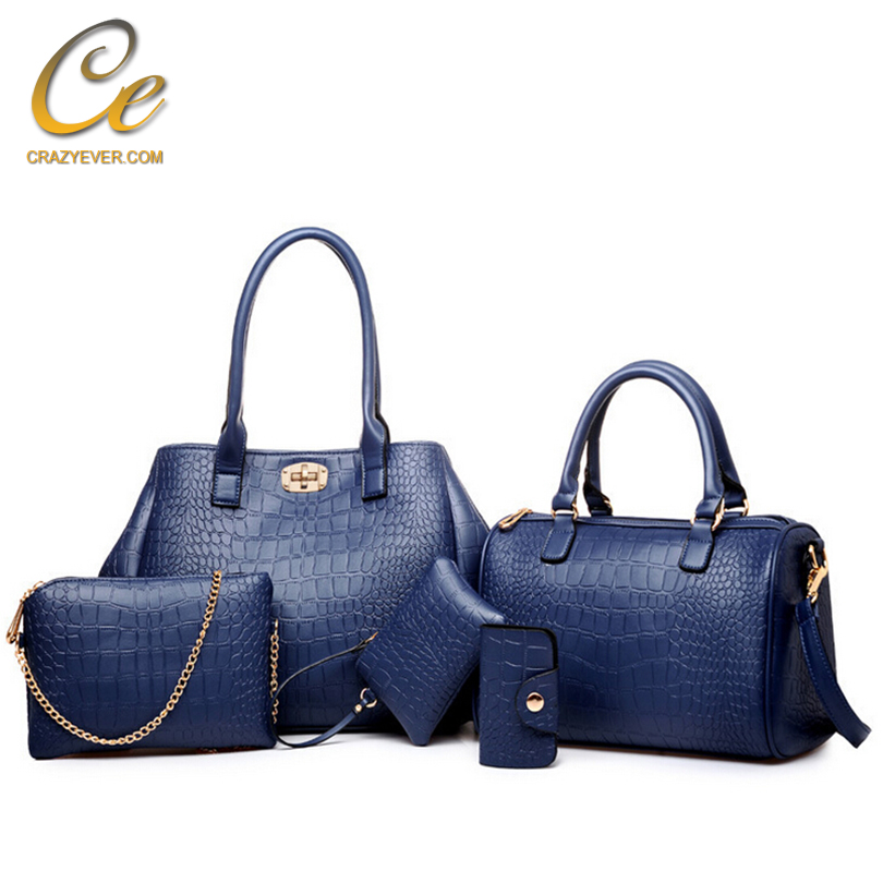 Top line design handbag women pure leather bags