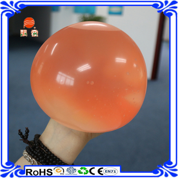 2017 wholesale New Style TPR Water Ball from China factory