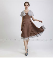 2013 Modesty New Design Frock Suit for Women D207