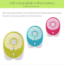 Handle mist fan mini mist fan with battery