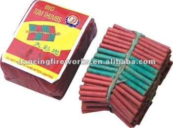 BIG TOM THUMBS FIRECRACKERS FIREWORKS