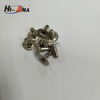size 6x7mm metal rivet with double face and smooth style China supplier