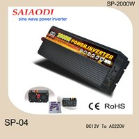500w/1kw/2kw/3kw DC to AC power converter 12v to 240v/power converter 12vdc to 240vac