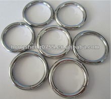 wholesale Metal o ring/ round ring /d ring for bag