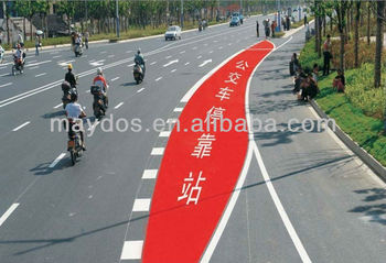 Maydos Thermoplastic reflective road line marking paint