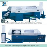 Elliptical Glue Binding Machine