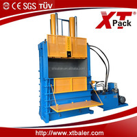 Car Tires Scrap Baling Press