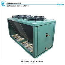 Non-deformation hot sell noiseless condenser