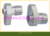 Al fittings/Block/ Flange Series/Aluminum auto air conditioning hose fittings