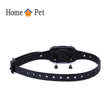 Adjustable 7 levels shock training soft nylon strap pet collar