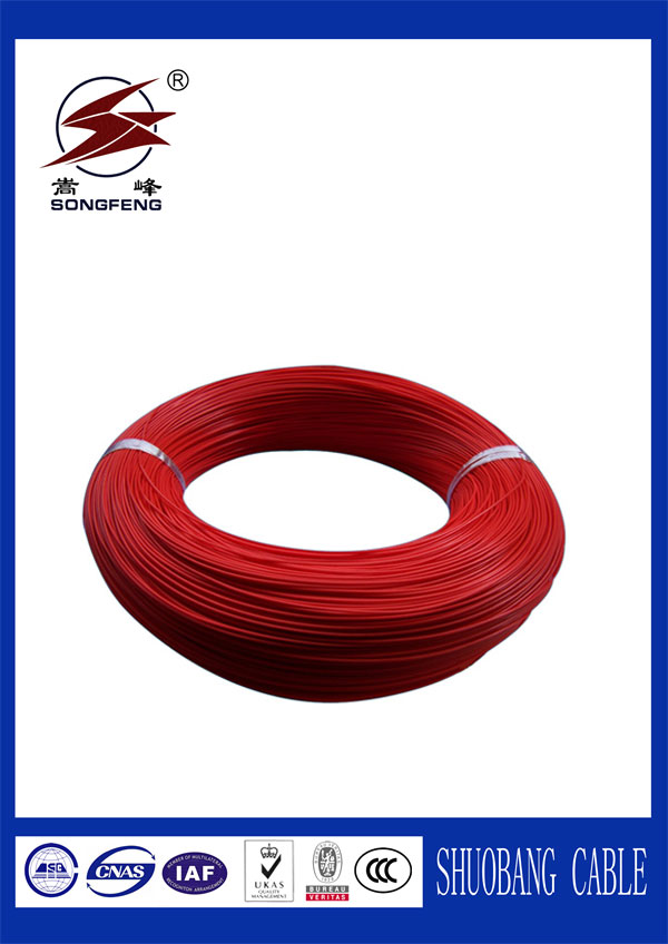 Electrical House Wiring Single Core PVC Insulated 1.5mm BVVB cable