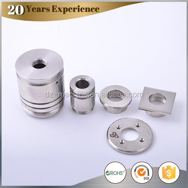 ODM high precision good sale cnc stainless steel part for underground lighting