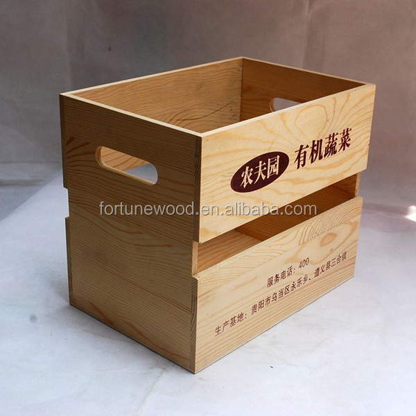 wooden apple crates,wood orange crates,wood tomato crates