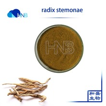 HNB supply hot selling radix stemonae / Sessil stemona root tuber Extract Powder 10:1