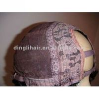 Rock Bottom Price and Instock adjustable stretch wig weft making caps