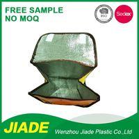 OEM Special Design Wholesale Canvas Food cooler 12 Pack Soft Cooler Tote