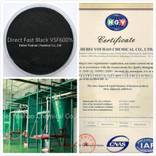 Direct Fast Black VSF 600% 1200% Direct Black 22