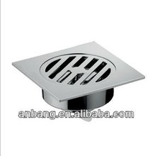 High Quality Stainless Steel Mirror Polished Floor Drain OY-F-007