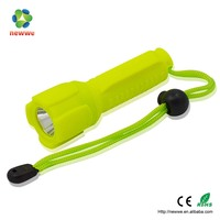 40M waterproof magnetism flashlight 500lumens ultra bright LED diving torch toshiba underwater diving flashlight