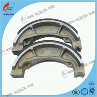 High performance brake shoes for motorcycle china good brake shoes for motorcycle