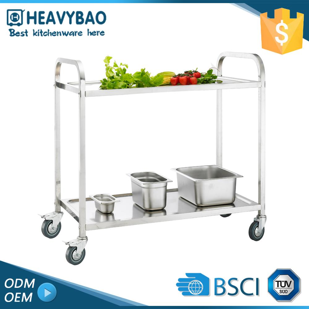 New Hotel Room Cart Food Type Of Service Trolley