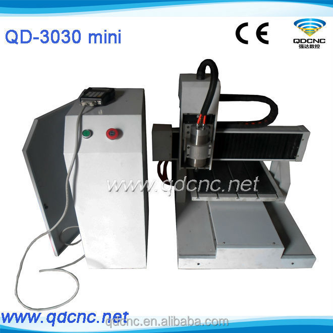 equipment for small business at home/Portable cnc router Low Price for Sale QD-3030
