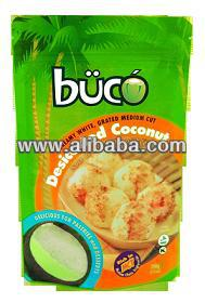 Buco Desiccated Coconut 200g x 24