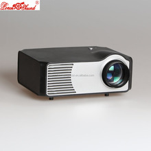 New style design home theater projectors mini LED projector 1300 lumens
