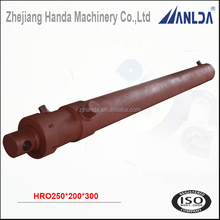 garbage packing machine 3000mm long stroke hydraulic cylinder