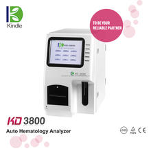 small size automated hematology machine KD3800 CBC machine